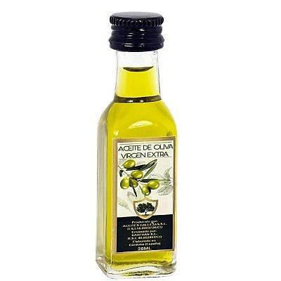 Aceite de oliva virgen 20 ml