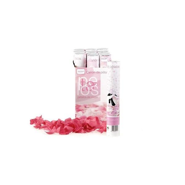 Cañones de pétalos de rosas Ref.288
