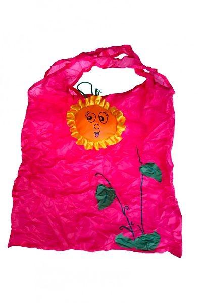 Detalle de boda bolsa plegable girasol 2082