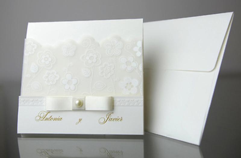 Invitación de boda Cardnovel 34940 Impresión GRATIS