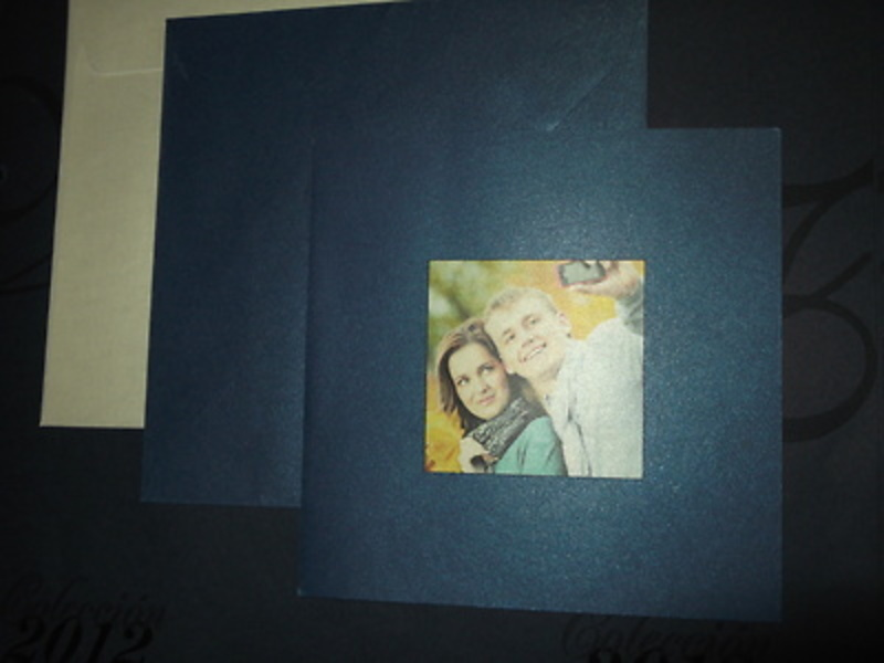Invitación de boda Ref.10009 - Impresión GRATIS