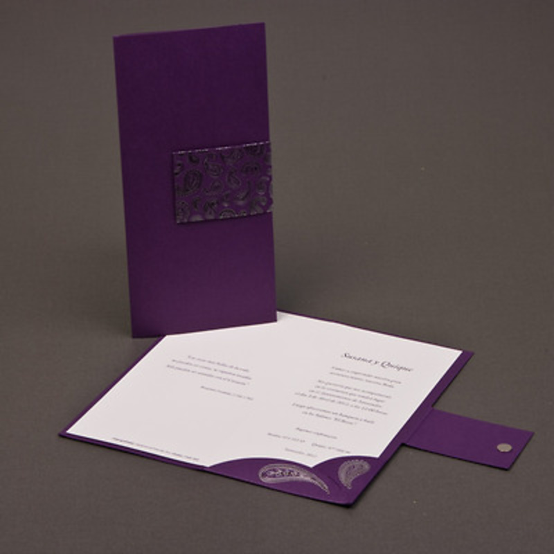 Invitación de boda Ref.320581160735 IMPRESION GRATIS