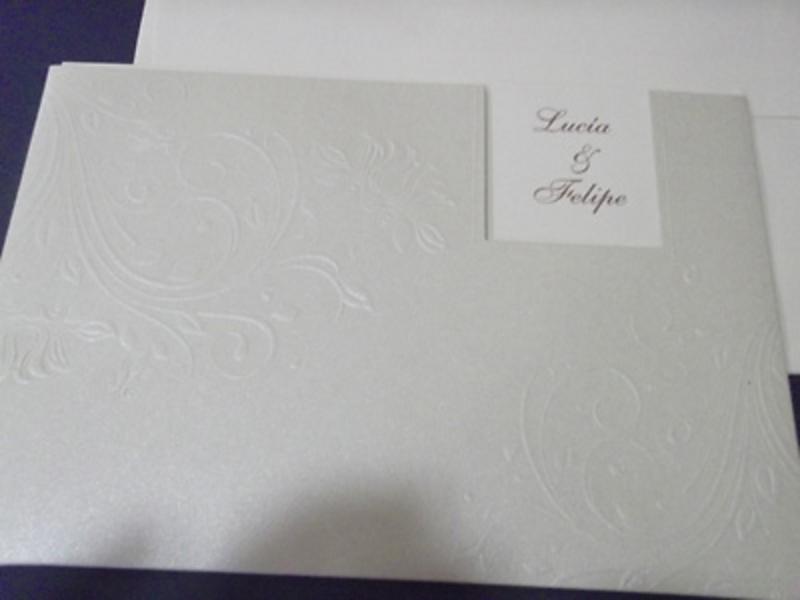 Invitación de boda cardnovel 32738 - Impresión GRATIS