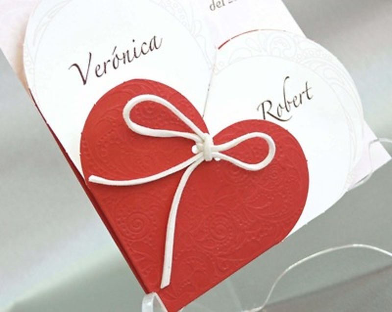 Invitación de boda cardnovel Ref 32826 IMPRESION GRATIS