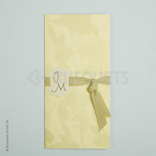 Invitación de boda ref.3205016779 Impresión GRATIS