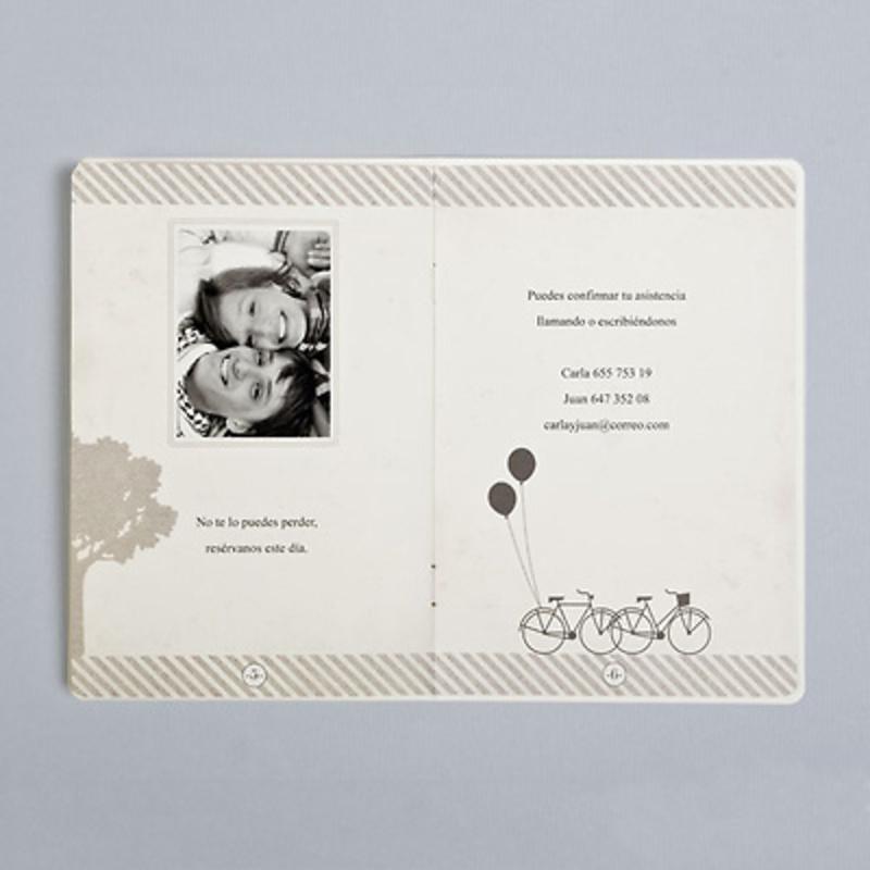 Invitación de boda ref.3214118504 Impresión GRATIS