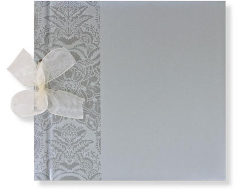 Libro de firmas plata Ref.700.024