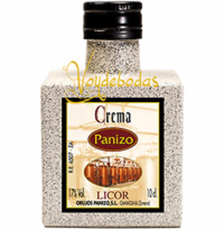 Orujos de Panizo 10cl crema.