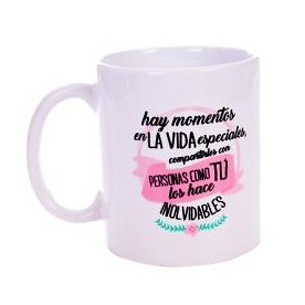 Taza frases mejores deseos