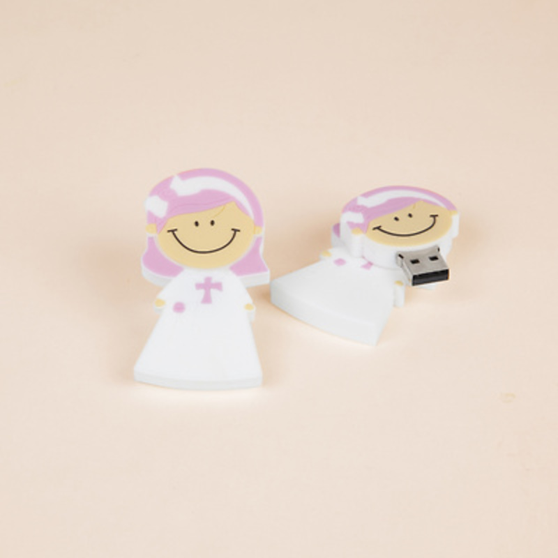 USB niña comunión 2GB.