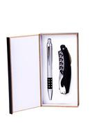 Detalle de boda bolígrafo y abrebotellas Ref.2