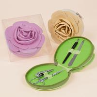 Detalle de boda set de manicura flor Ref.66.