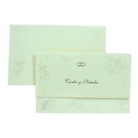 Invitación boda ref.950002 - Impresión GRATIS