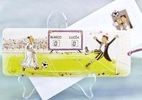 Invitación cardnovel fútbol Ref.32803 IMPRESION GRATIS