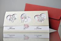 Invitación de boda Cardnovel 34900 Impresión GRATIS