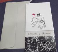 Invitación de boda Cardnovel 34903 Impresión GRATIS.