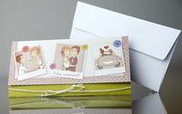 Invitación de boda Cardnovel 34946 Impresión GRATIS