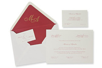 Invitación de boda Ref.100324 IMPRESION GRATIS
