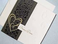 Invitación de boda cardnovel Ref.32822 IMPRESION GRATIS