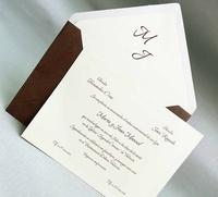 Invitación de boda cardnovel Ref.32835 IMPRESION GRATIS