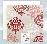 Invitación de boda cardnovel ref.32810 IMPRESION GRATIS