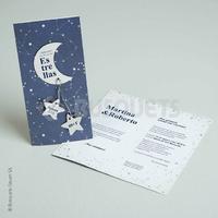 Invitación de boda estrellas Impresión GRATIS