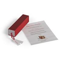 Invitación especial ref.32551001140. Impresión incluida.