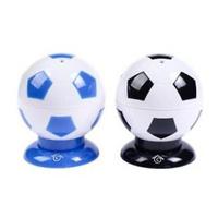 Palillero balón de fútbol.