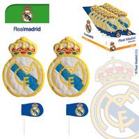 Piruleta nube silueta Real Madrid