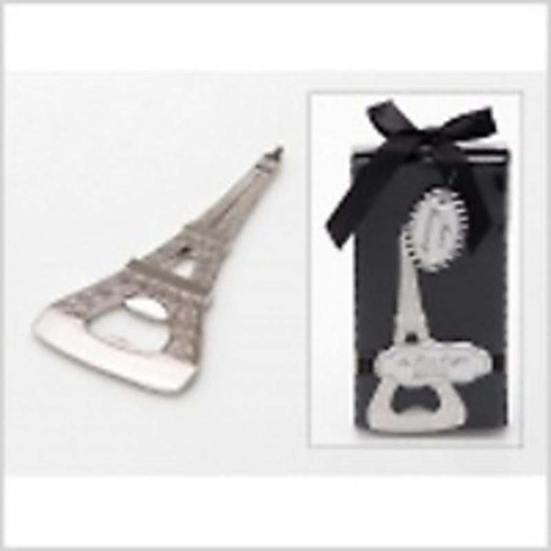 Abridor botella la Tour Eiffel.