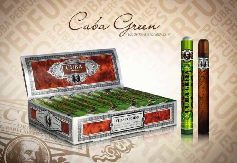 Colonia Cuba Green
