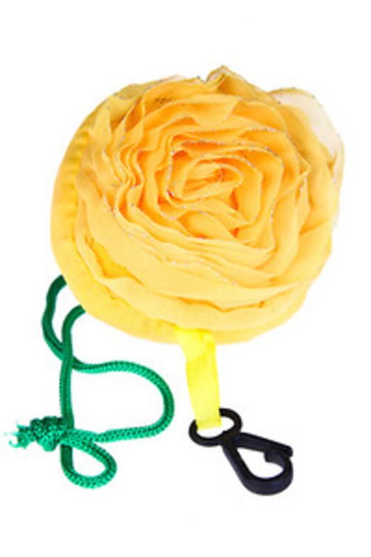 Detalle de boda bolsa plegable flor Ref.2049 ETIQUETAS GRATIS