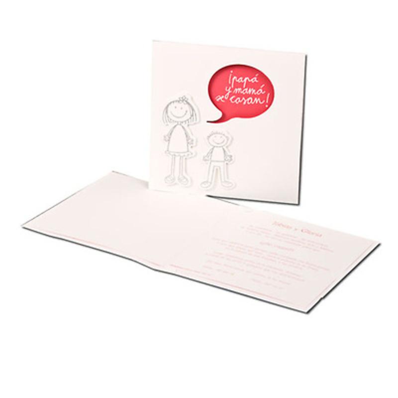 Invitación Ref.3215014269 - Impresión GRATIS.