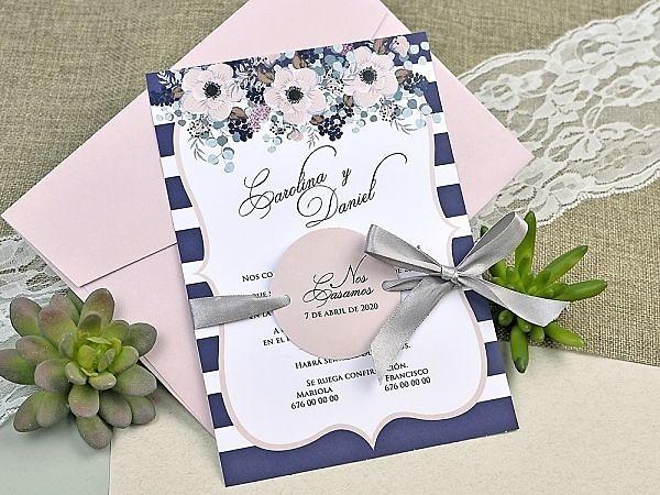 Invitación cardnovel 39609 Impresión GRATIS