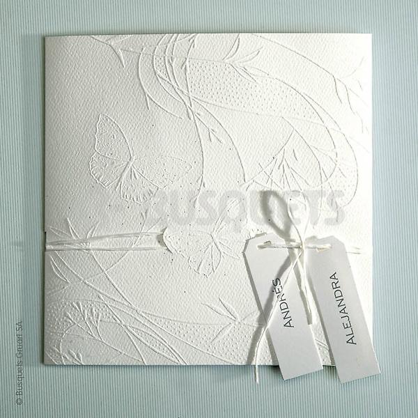 Invitación busquets ref.18132 Impresión GRATIS.