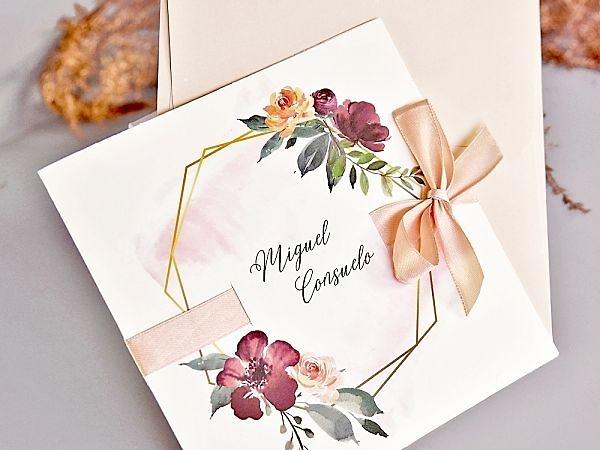 Invitación de boda 39708