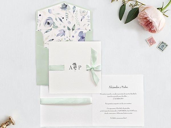 Invitación de boda 39751 CA
