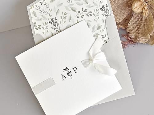 Invitación de boda 39751BA