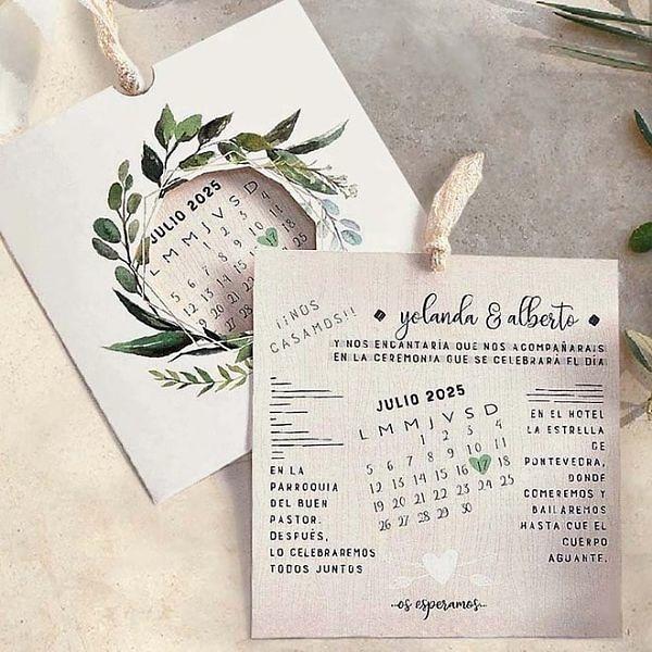 Invitación de boda 39803