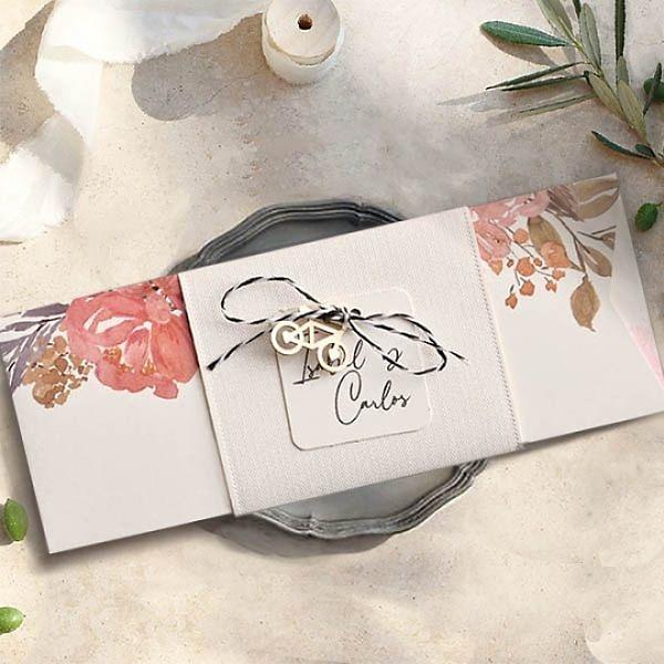 Invitación de boda 39806