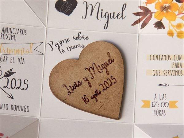 Invitación de boda 39820