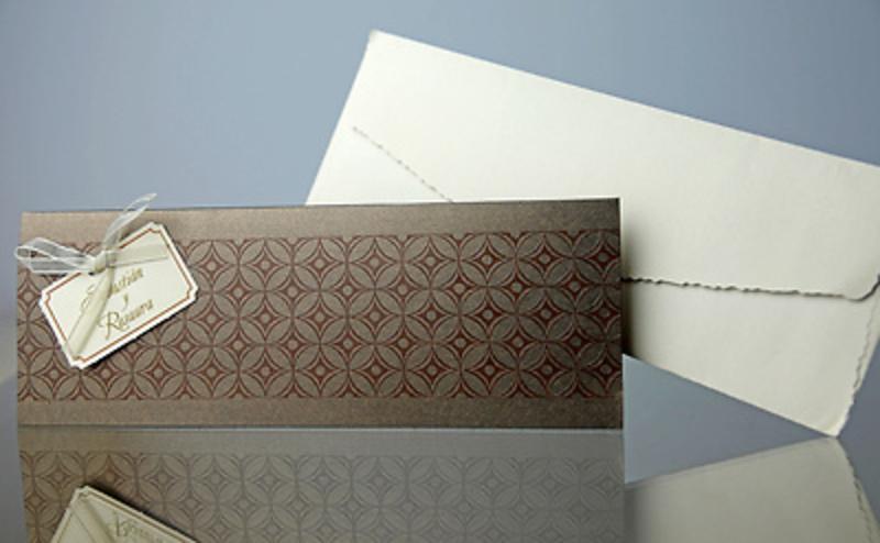 Invitación de boda Cardnovel 34943 Impresión GRATIS