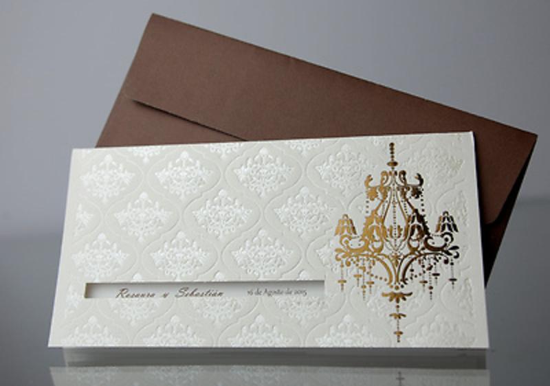 Invitación de boda Cardnovel 34950 Impresión GRATIS