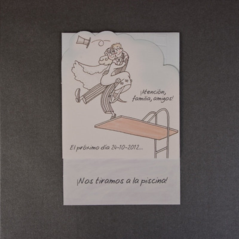 Invitación de boda Ref.3203816034 Impresión GRATIS