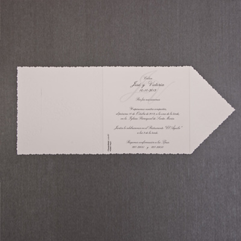 Invitación de boda Ref.3206208407 Impresión gratis