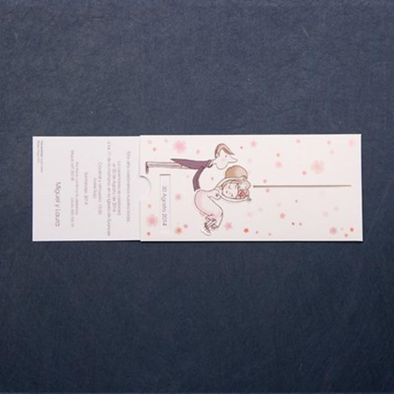 Invitación de boda busquets ref.3204416782 - Impresión GRATIS
