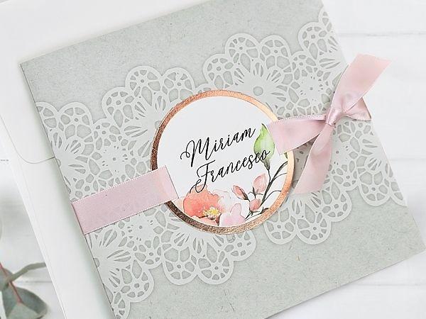 Invitación de boda cardnovel 39728