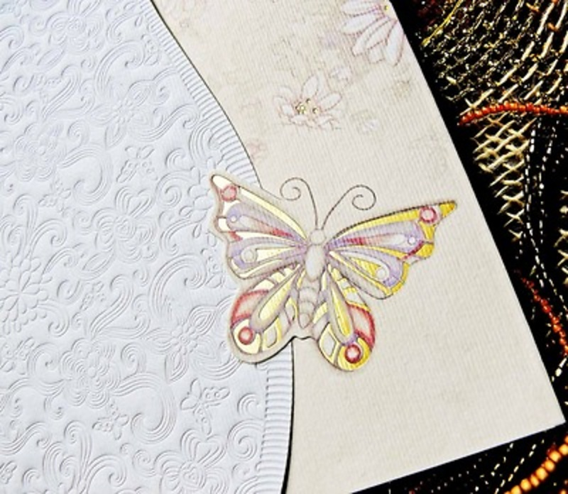 Invitación de boda cardnovel Ref.31307 Impresión GRATIS