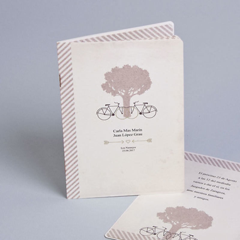 Invitación de boda ref.32142181800. Impresión GRATIS