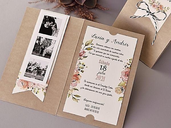 Resultado de imagen para invitaciones de boda vintage